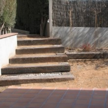 Escalera exterior 1