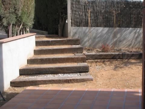 Escalera exterior 02